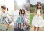 Najładniejsze sukienki dla dziewczynek - zobacz, jakie modele wybrać