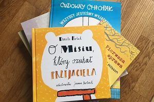 Książki dla dzieci, które chętnie czytają także dorośli - zaczytany początek roku [CZĘŚĆ PIERWSZA]