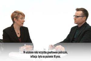 """Temat dnia """"Gazety Wyborczej"""": Czy s�abn�ce poparcie dla Aleksandra �ukaszenki spowoduje zmian� sytuacji na Bia�orusi?"""