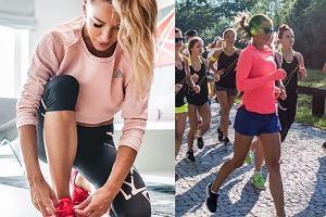 2d15bf09 Ubrania sportowe, w których biega Ania Lewandowska i Ewa Chodakowska