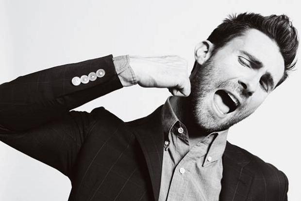 Wokalista Maroon 5 wystąpi na gali w Los Angeles