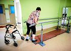 Rehabilitacja w Polsce? Kolejki rosn�, jako�� spada. Res