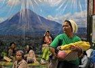 Trzy tysi�ce ludzi ewakuowano po erupcji wulkanu Sinabung na Sumatrze