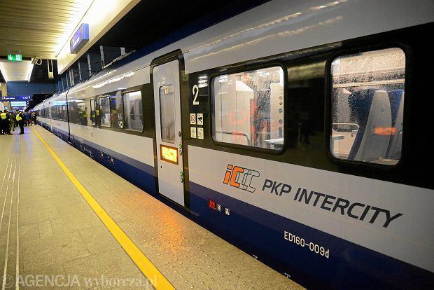 PKP Intercity wycofało możliwość zakupu biletów na wiele połączeń. Lista jest długa