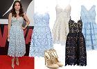 Styl gwiazdy: Weronika Rosati! Znalazłyśmy prawie identyczne modele sukienek i butów!
