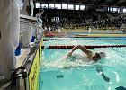 Rekordzista Polski: Lubię basen w Olsztynie, jest szybki