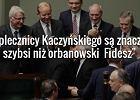 """Niemiecki dziennik o Kaczyńskim: """"Samowładca"""". """"Polska nowymi Węgrami"""""""