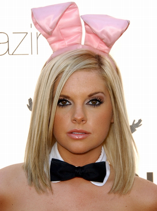 02/01/2009 - Kayla Collins - 2nd Annual Financially Hung Game Date at the Playboy Mansion - Arrivals - The Playboy Mansion - Holmby Hills, CA. USA - Keywords: Kayla Collins - False -  - Photo Credit: Albert L. Ortega / PR Photos - Contact (1-866-551-7827)