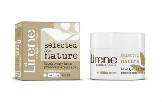 Lirene, Bioaktywny krem przeciwzmarszczkowy 25+