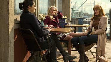 Shailene Woodley, Reese Witherspoon i Nicole Kidman w serialu 'Wielkie kłamstewka'