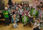 1500 paczek rozda� dzieciom Falubazowy Miko�aj