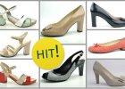 Najmodniejszy wz�r sezonu - buty w grochy z wiosennej kolekcji Marco Shoes