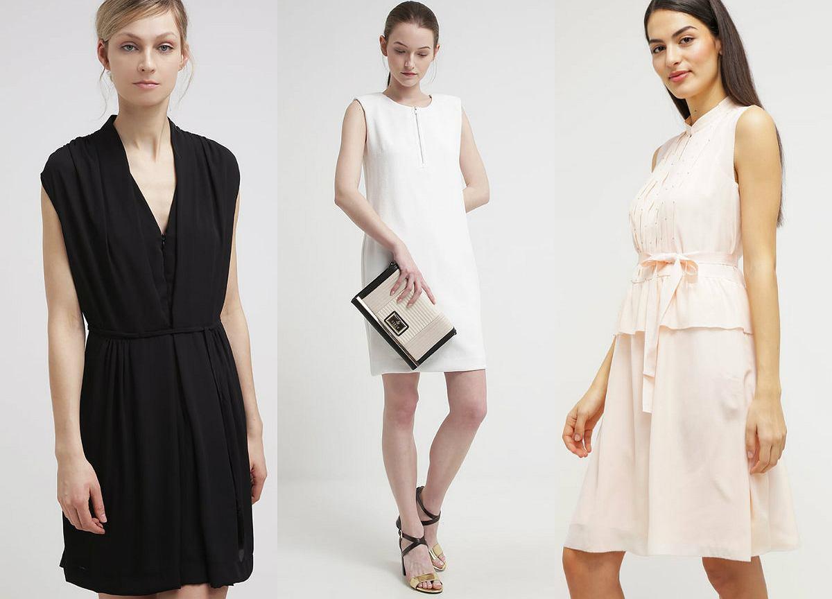 26c346d63b Letnie sukienki do pracy - zainspiruj się na nowy tydzień