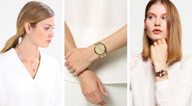 Biżuteria, buty, zegarki... Najciekawsze dodatki od Michaela Korsa w atrakcyjnych cenach