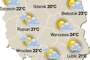 Pogoda dla wrażliwych, czwartek, 14 czerwca 2018 r.