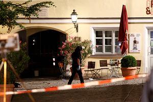 """Zamach w niemieckim Ansbach. """"To prawdopodobnie islamistyczny zamach samob�jczy"""""""