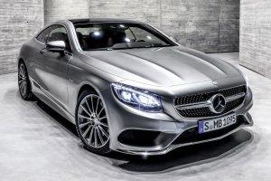 Mercedes S Klasa Coupe