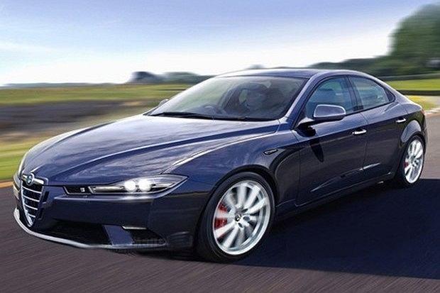 Alfa Romeo szykuje konkurenta dla BMW serii 3
