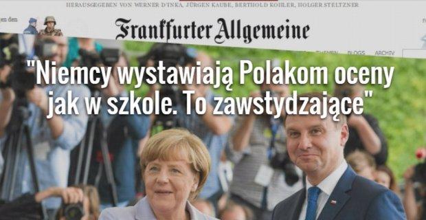 FAZ o Polsce
