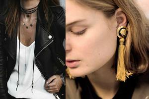 Biżuteria pod lupą - kolczyki czy naszyjnik na wiosnę?