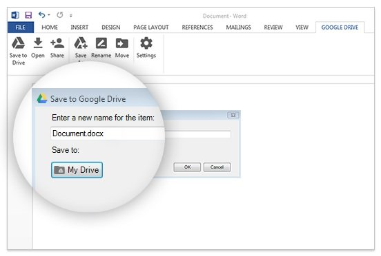 Google Drive Plugin
