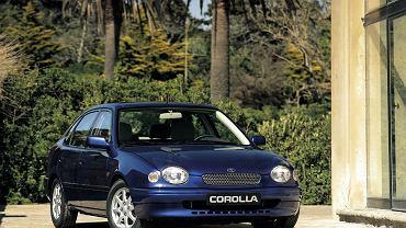 Toyota Corolla E 11