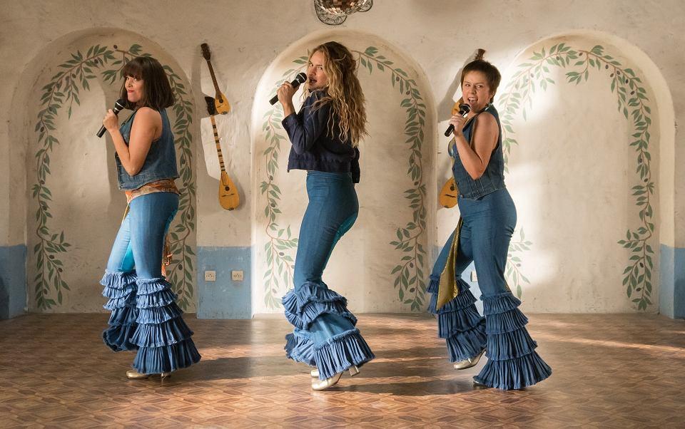 Mamma Mia, Here We Go Again!