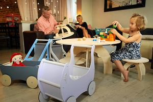 Oloka-Gruppe. Designerskie zabawki z Toszka. W dwa lata zdoby�y uznanie