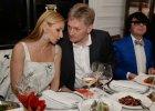 """Rosja: Rzecznik Putina się ożenił. Zdjęcia ślubne oburzyły opozycję: """"Ten zegarek kosztuje 565 tys. euro!"""""""