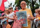"""Protest pod sądem w Rzeszowie. Rozdaliśmy """"Gazetę Suwerena"""""""