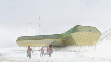 Tak ma wyglądać nowa polska stacja polarna