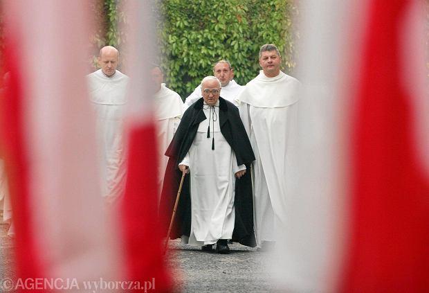 Jasna Góra. Nestor paulinów o. Jerzy Tomziński obchodzi 99. urodziny