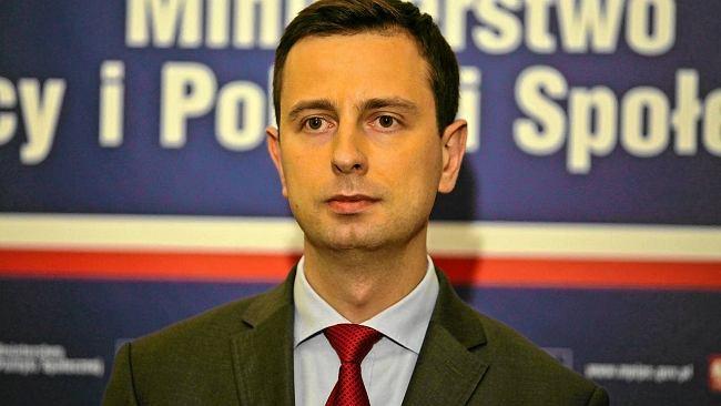 Minister Władysław Kosiniak-Kamysz