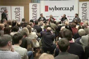 """O mediach publicznych w """"Gazecie Wyborczej"""". Janowska, Lewicka, D�browa, Kra�ko [CA�O��]"""