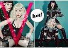 Madonna i Katy Perry razem w sesji w stylistyce sado-maso. Dobry pomysł? [ZDJĘCIA]