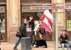 Krakowskie Przedmieście. Obchody trzeciej rocznicy katastrofy smoleńskiej