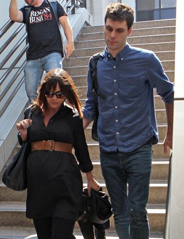 Christina Ricci z mężem