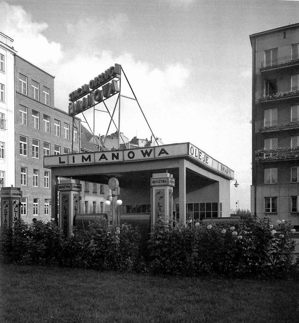 Zdjęcie numer 10 w galerii - Zobacz bezcenne zdjęcia nowoczesnej Warszawy z lat 30.