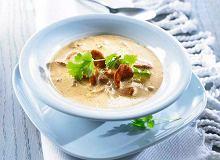 Zupa kurkowo-porowa - ugotuj