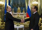Rosyjscy obro�cy praw cz�owieka prosz� Hollande'a o pomoc