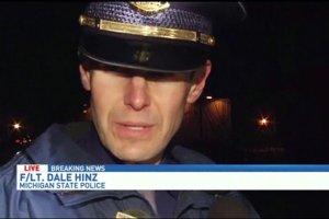 Tragedia w stanie Michigan. M�czyzna strzela� z samochodu do przypadkowych os�b. Zabi� 7 os�b
