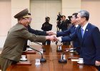 Konflikt koreański: porozumienie Północy i Południa po 30 godzinach rozmów