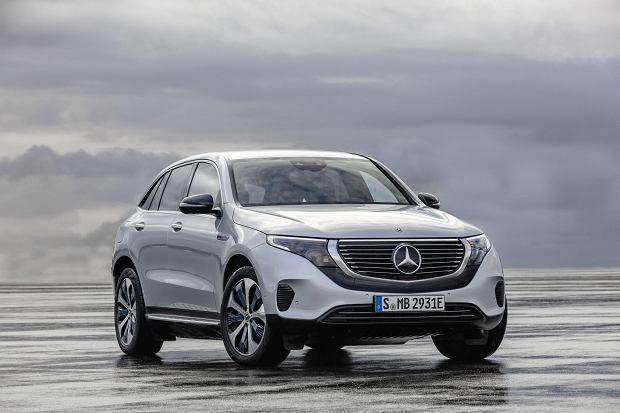 Nowy Mercedes-Benz EQC