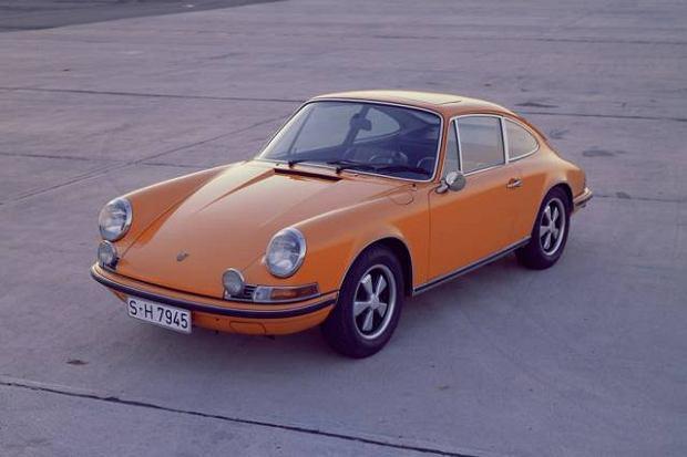 Porsche 911 nr 1 (fot. Porsche)