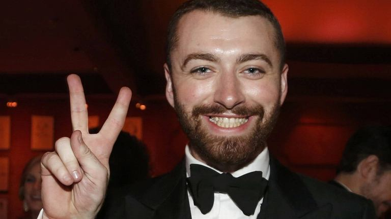 Oscary 2016: Sam Smith