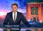 """""""Wiadomości"""" uspokajają Polaków: """"Opinie Komisji Weneckiej nie są wiążące"""" [RECENZJA]"""