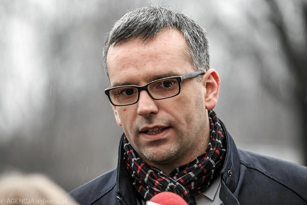 Wybory samorządowe 2018. Razem dla Opola zainaugurowało 'zieloną' kampanię wyborczą w starym mercedesie z silnikiem Diesla