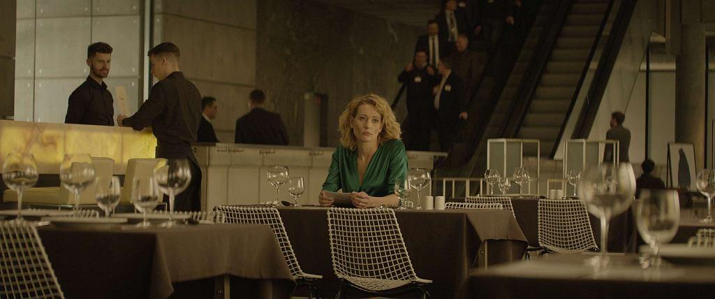 Kadr z filmu 'Atak paniki' / Fot. Hubert Komerski / materiały prasowe