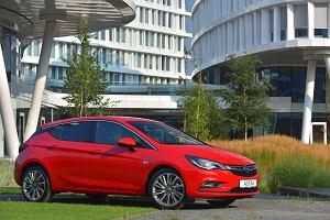 Opel Astra V | Pierwszy kontakt | L�ejsza, lepsza i nowocze�niejsza