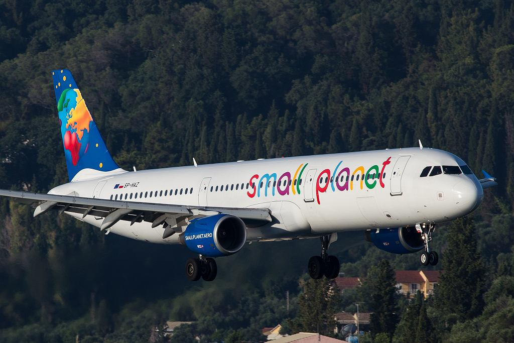 Small Planet Airlines w Niemczech wnioskuje o ogłoszenie niewypłacalności. Działalność pozostałych oddziałów - w tym w Polsce - jest niezagrożona - zapewnia centrala